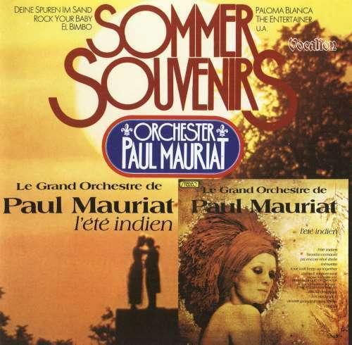 Paul Mauriat - L'ete Indien & Sommer Souvenirs (2014)