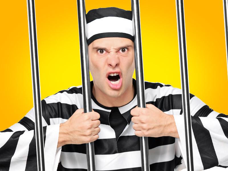 Тюрьма. Новый Срок