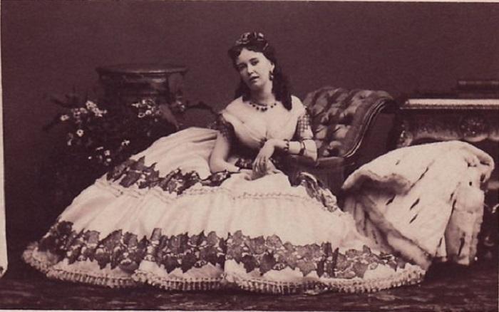 Куртизанка Кора Перл славилась экстравагантными выходками.